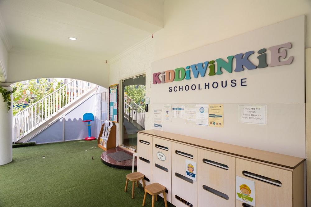 Kiddiwinkie Schoolhouse @ Novena