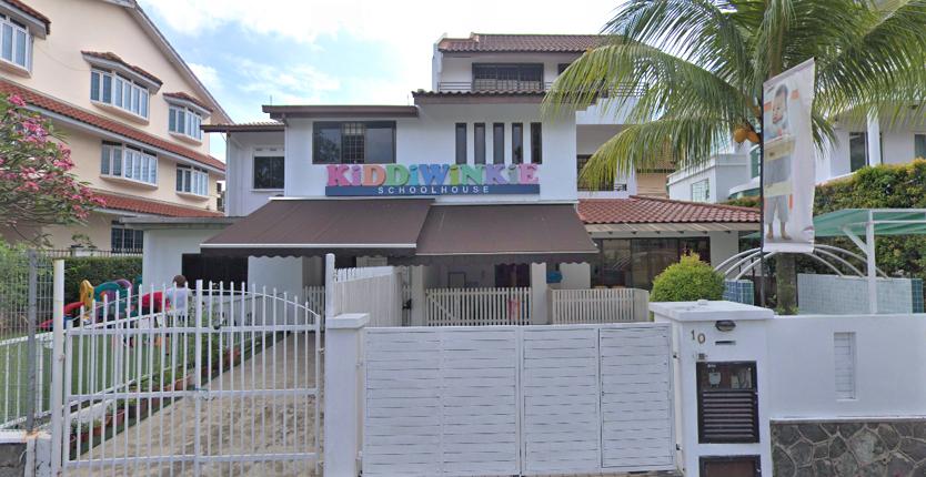 Kiddiwinkie Schoolhouse @ Upper Bukit Timah
