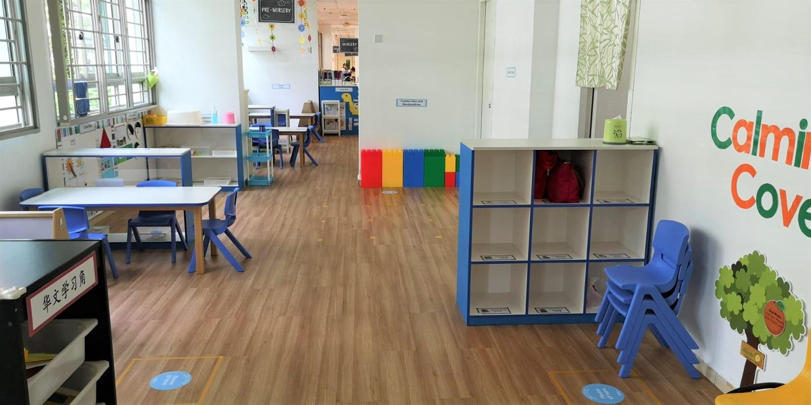 Little Footprints Preschool @ Sengkang 275