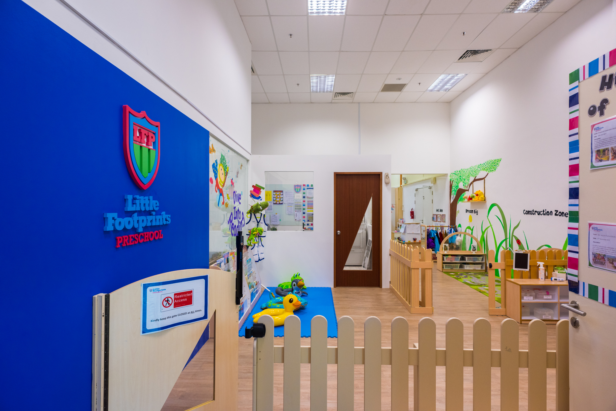 Little Footprints Preschool @ Ubi