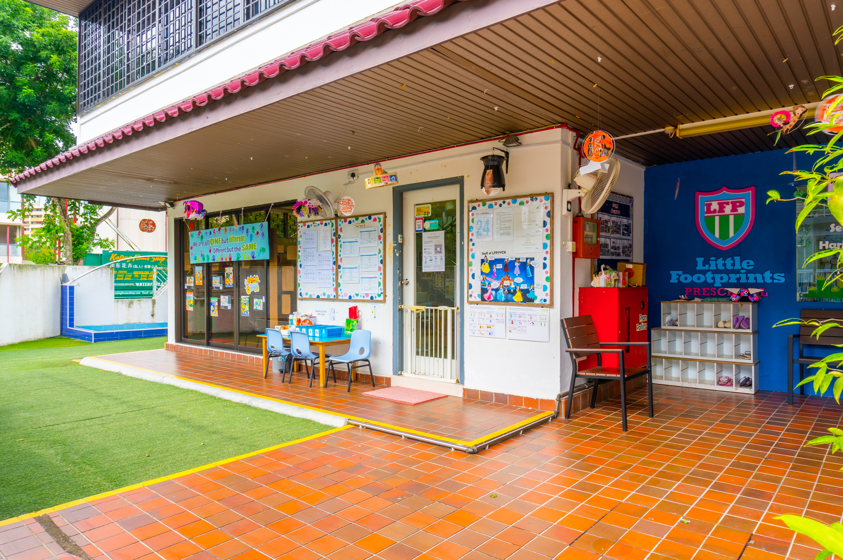 Little Footprints Preschool @ Yio Chu Kang