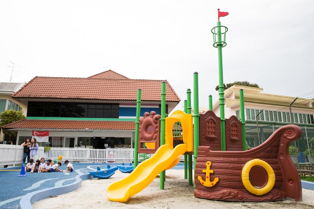 Little Footprints Preschool @ Punggol Beach